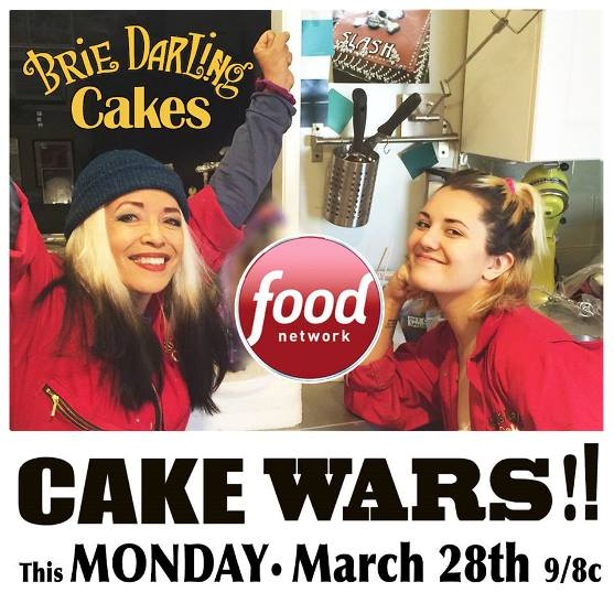 Brie Howard Darling Cake Wars corrected time photo