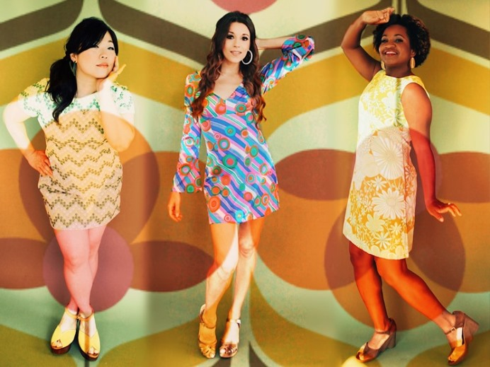 Charlie Faye and the Fayettes Photo Masthead