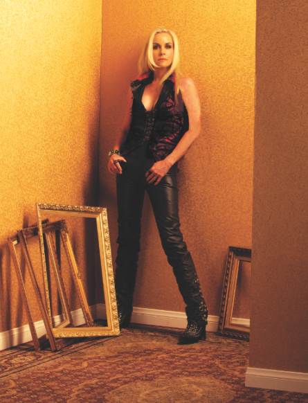 Cherie Currie Photo One