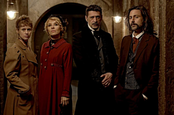 El Ministerio del Tiempo Final Review Photo One