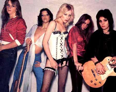 Cherie Currie Photo Two