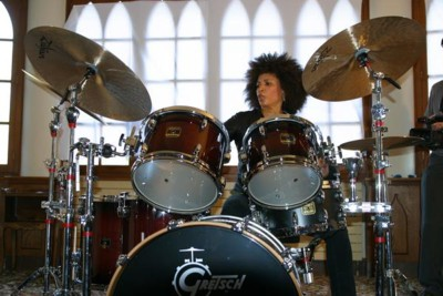 Cindy Blackman Interview photo 2