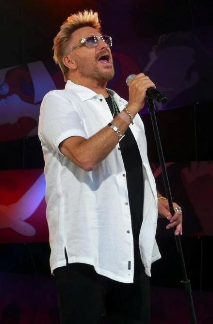 Chuck Negron Photo one main page