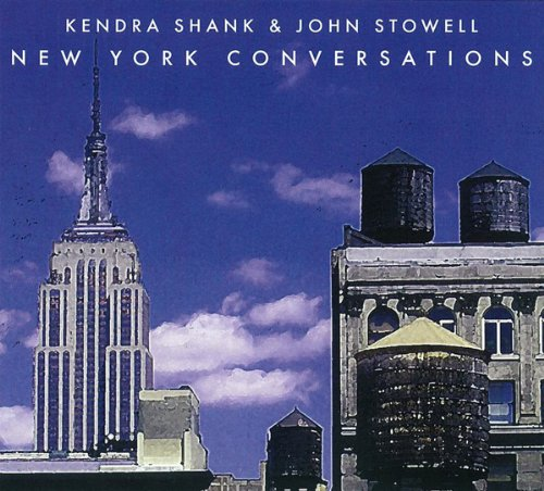 New York Conversations Cover Art
